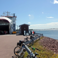 Holiday on a bicycle part 1