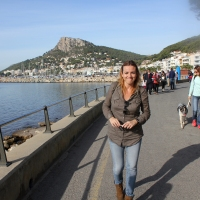 Swimming, Costa Brava and a long lunch