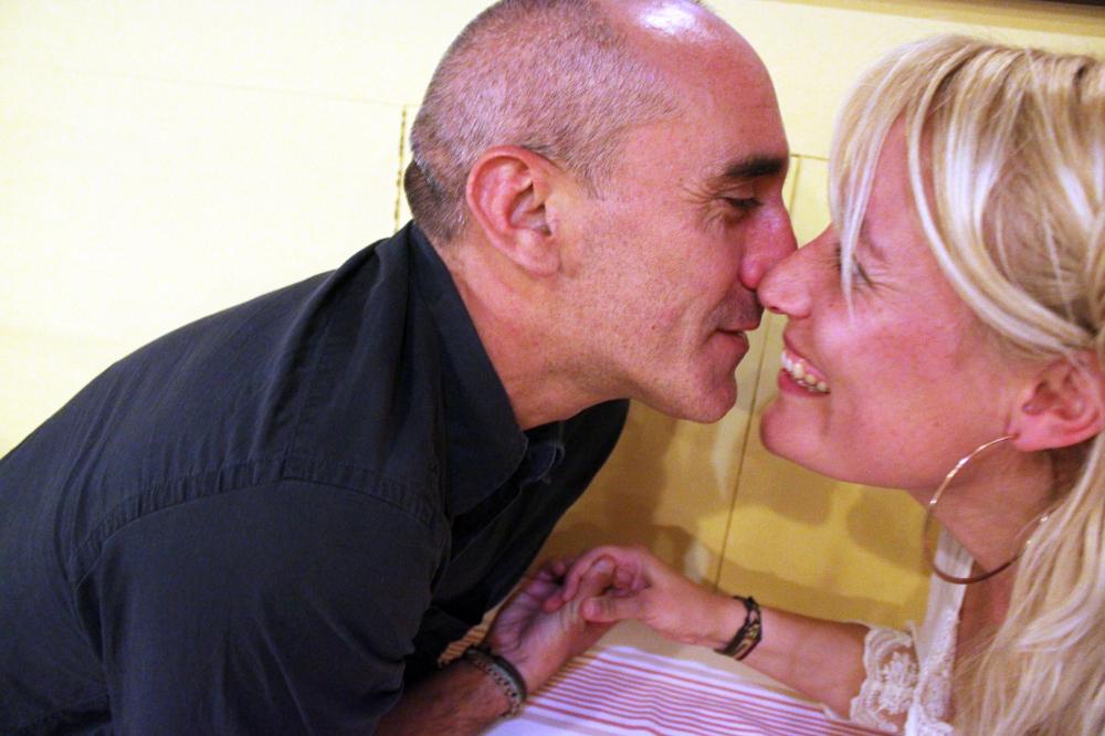 Jag kyss dating adjö