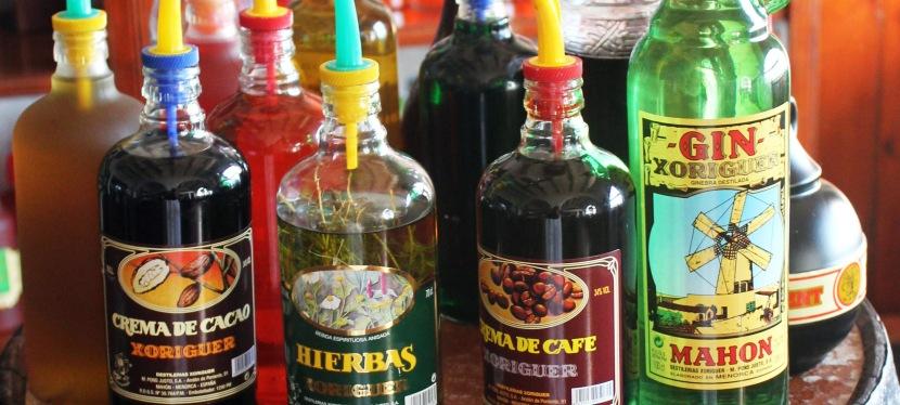 Så gör man gin påMenorca