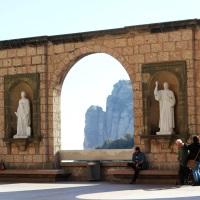 Utflykt till berget Montserrat