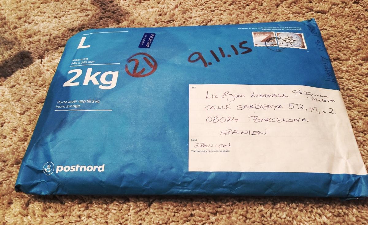 Det kom ett brev på posten