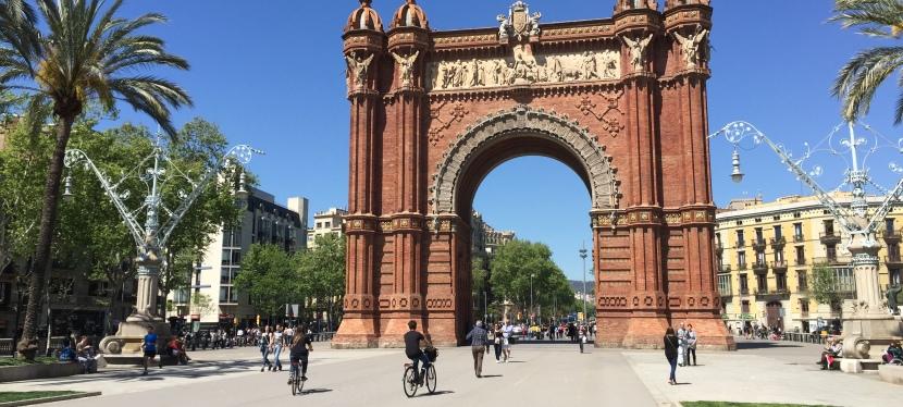 Ett brev från Barcelona iapril