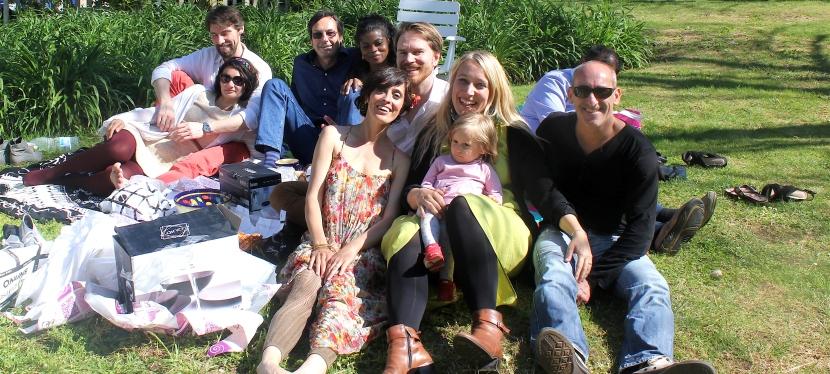 Kärlek, naturkrafter och en picknick isolen