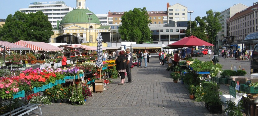 Vykort från Åbo