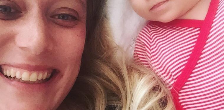 Tandvärk, något slags virus och en tvåmånadersfödelsedag!