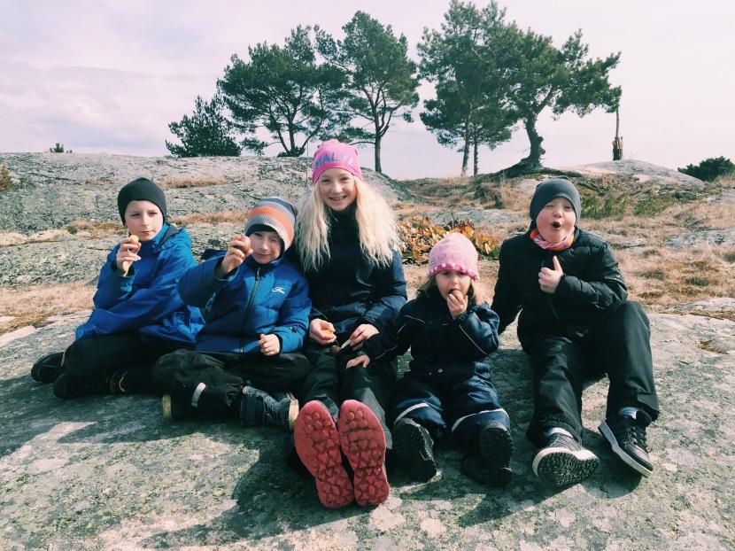Glad påsk från Åland