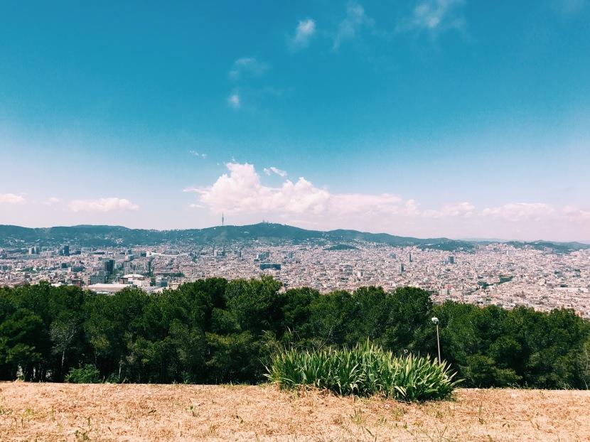 Utflykt till Montjuic