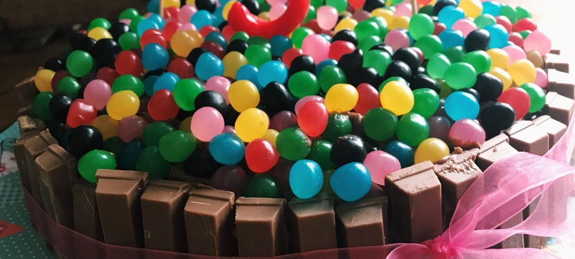 En speciell födelsedag och två tårtor