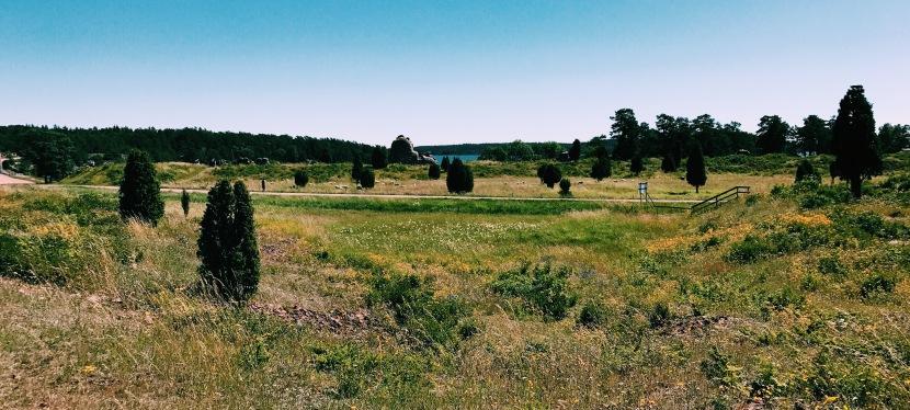Svampjakt, Johannas hembakta ochBomarsund