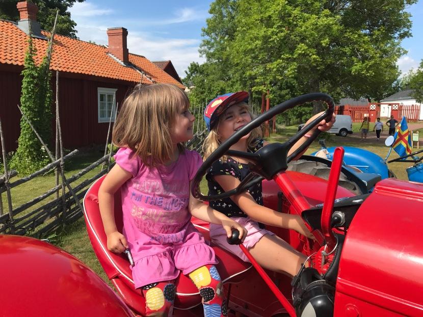 Jan Karlsgården, hantverksdagar och enbröllopsdag