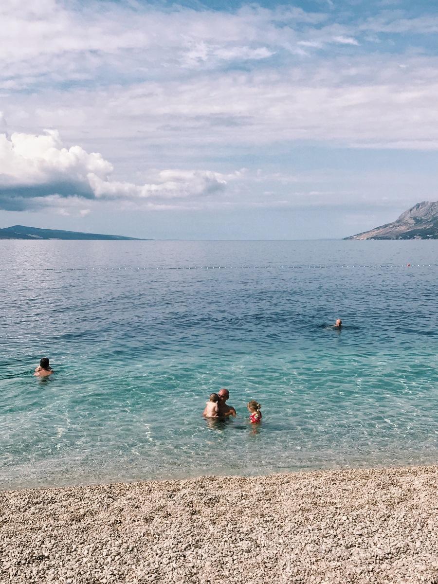 Kroatien - andra och tredje dagen
