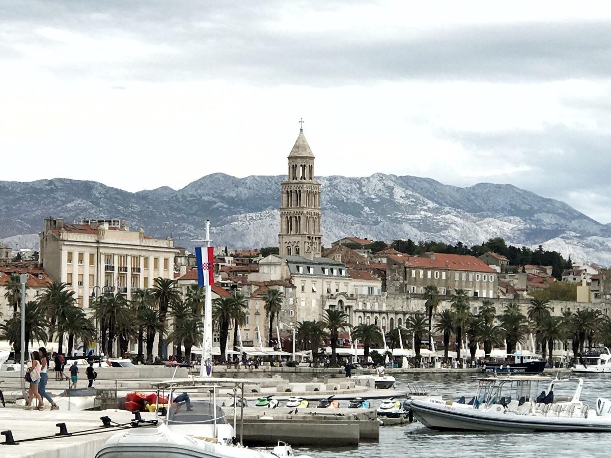 En rapport från Kroatien