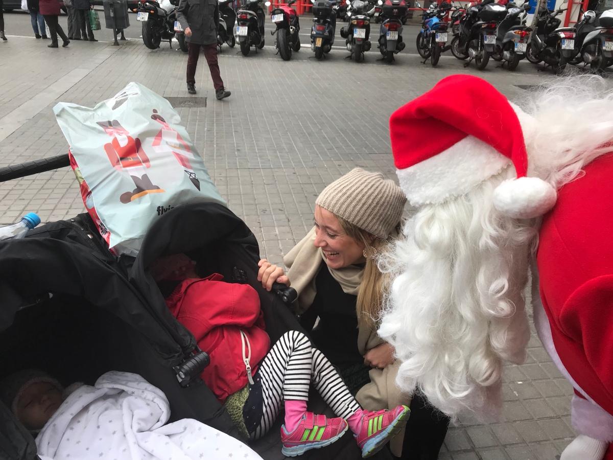 Decemberkyla, vinter och hemfärd