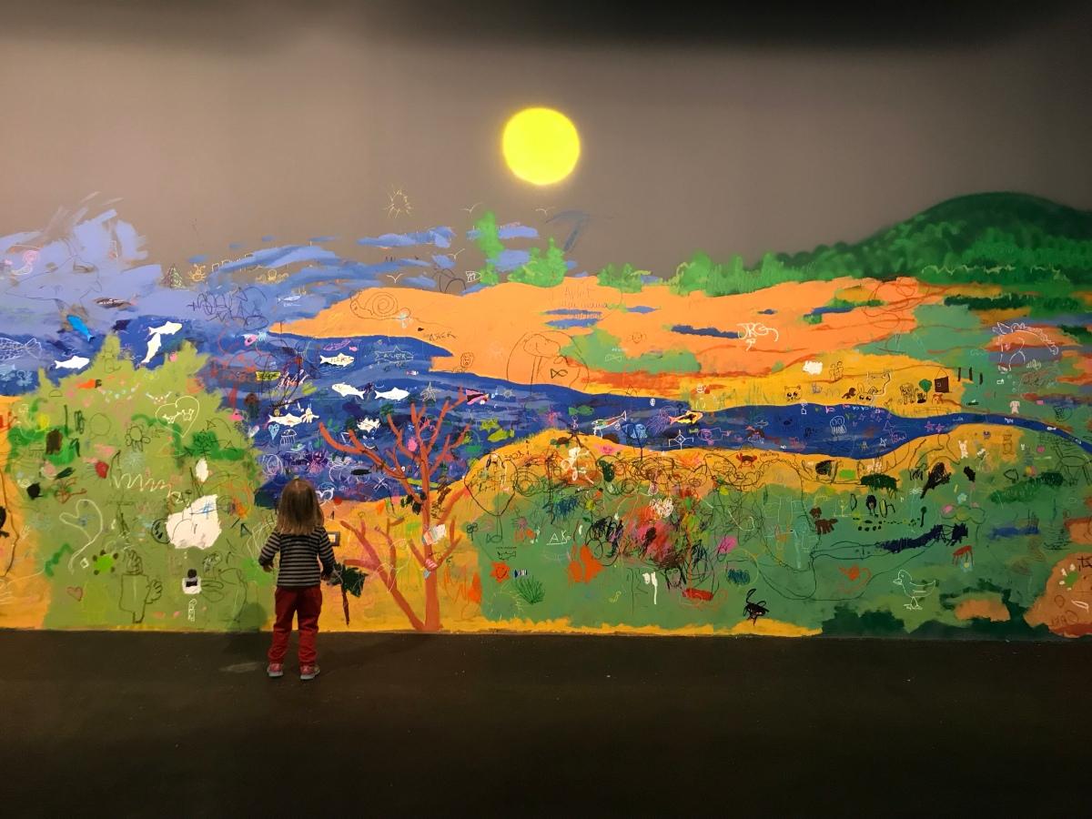 Två söndagar och två museum i Barcelona