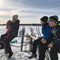 Vintriga dagar på Åland