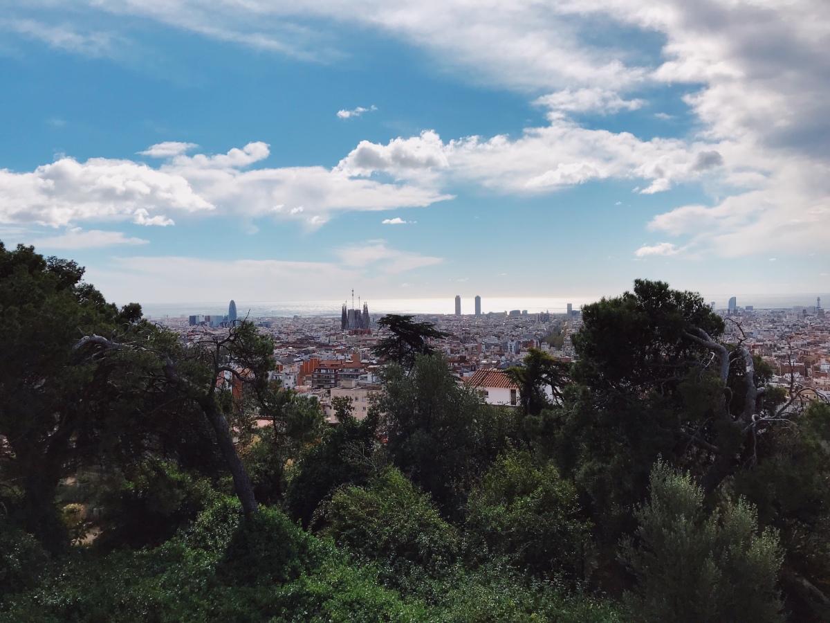 Promenader, biobesök och nostalgi