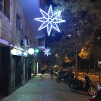 Juligt i Barcelona och en hemresa