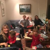 Vår julafton