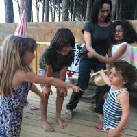 Midsommar, San Juan och Edus födelsedag