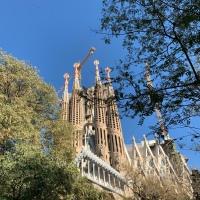 Försenad bildkavalkad från våra dagar i Barcelona