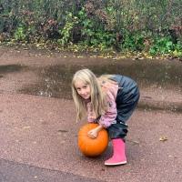Halloweenglädje och prestationskrav